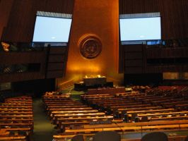 Inside the UN by erisama