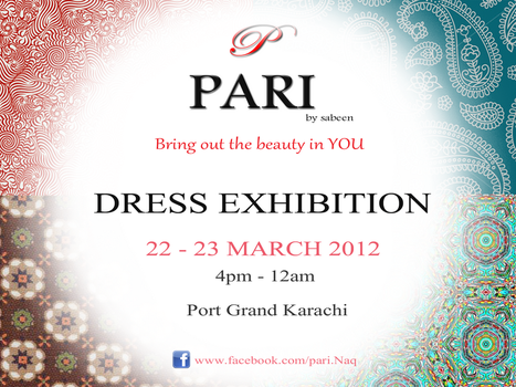 Dress Exhibition poster by MWmindbender