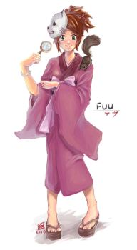 :Carnival Fuu by ReeveLy