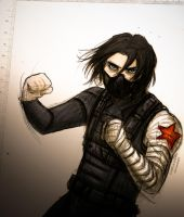 Winter Soldier by Canela-em-po