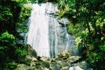 Waterfall in Puerto Rico by ChaseStarlit