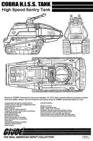 Cobra H.I.S.S. Tank by archaznable30