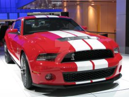 2010 Shelby Mustang GT500 by Qphacs