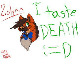 I Taste Death =D by Zs99