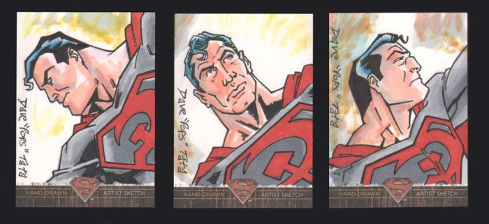SUPERMAN The Legend RED SON by POPSTATA