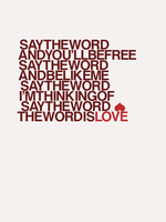 The Word by Sturman
