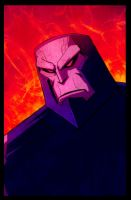 DARKSEID by dcjosh
