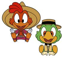 Jose/Panchito by sac2422