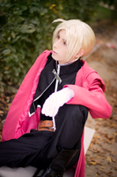 .:Edward Elric:. by SecondImpactCosplay