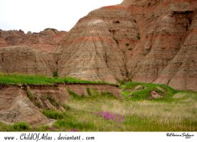 Badlands - 18 by ElaineSeleneStock