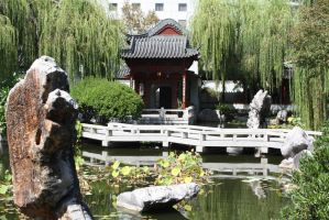 Chinese gardens 129 by fa-stock