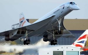 The Concorde by boeingboeing2