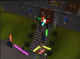Runescape Jedi Fun by Holonat
