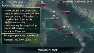 MISSION MAP:Restore Confidence by ShortEthan