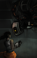 Portal: Want You Gone by ElizaLento