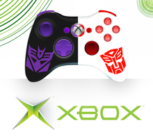 Transformers Xbox 360 Design by xDoubleLx