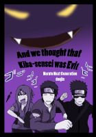 NNG-And we thought that Kiba-sensei was Evil Cover by CaiLiDeVeL