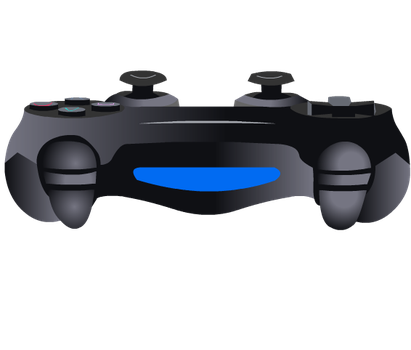 PS4 Control - Vector by LightDragon87