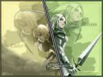 Clare and Teresa-Vays by claymore-FC