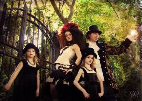Carnivale: Family Ties by NightshadeBeauty