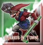 Mario's In Town by aka-Best