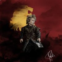 Tyrion Lannister by JuanPuerta