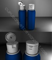 Concept Product Design - bodylotion bottle by CupuBanget