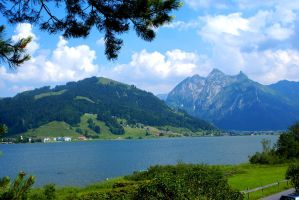 Switzerland 10 by Cadaska