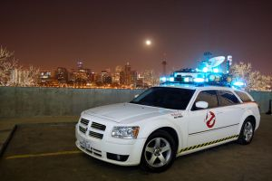 Ghostbusters Magnum Ecto-1 01 by Boomerjinks