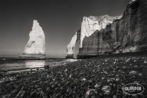 Aiguille d'Etretat II by olideb08