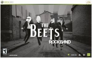 Rock Band: The Beets by sdws