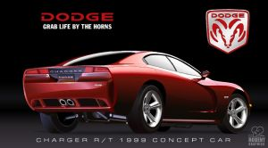 Dodge Charger R-T 1999 by Didda