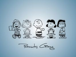 peanuts... by knotty82