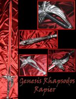 "Genesis Rapier ""Cosplay"" by Otaru-Shirou"