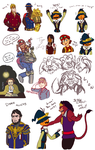 Code Name: DOODLES by GrappleMace