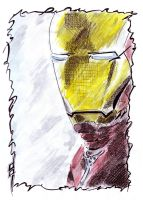 Iron Man by medalXD