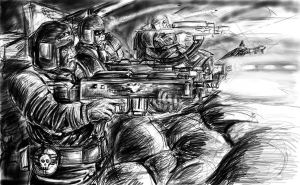 Cadians by Ancalagan