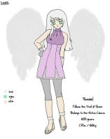 Reference: Thaniel by lilith-lips