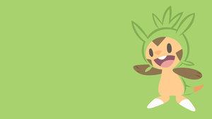 Chespin by DashingHero
