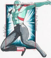 A - Drax the Destroyer by KerrithJohnson