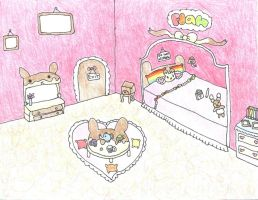 Flan's Room by Bunny333501