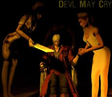 All what Dante need for life by vlsn