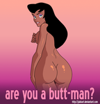 Are you a Butt-man? by Jukkart