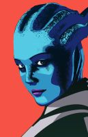 Liara T'soni by Atomic-DNA