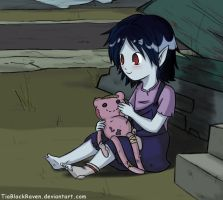 AT Little Marcy by TiaBlackRaven