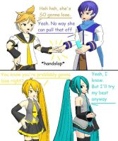 Is Miku gonna lose by enitul