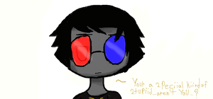 fail sollux :'D by ScarredCalamity