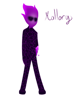 [new Oc] Mallory by Summer21wars