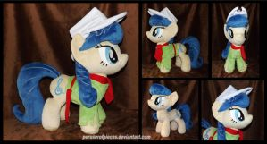 Fiddle Sticks Plush by Peruserofpieces
