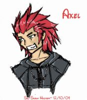 ..-:Axel Final:-.. by Sora-Kun-AR